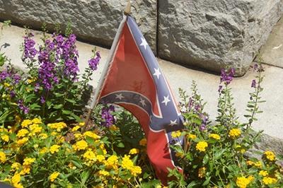 Union County, NC Confederate Flag