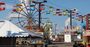 Photo of the State Fair